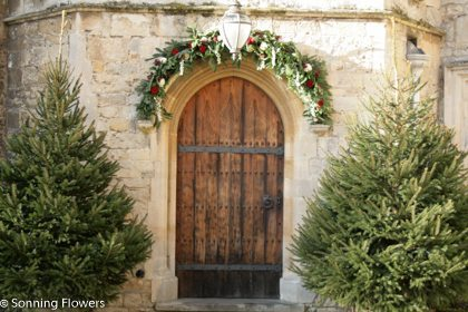 Christmas Weddings at Notley Abbey