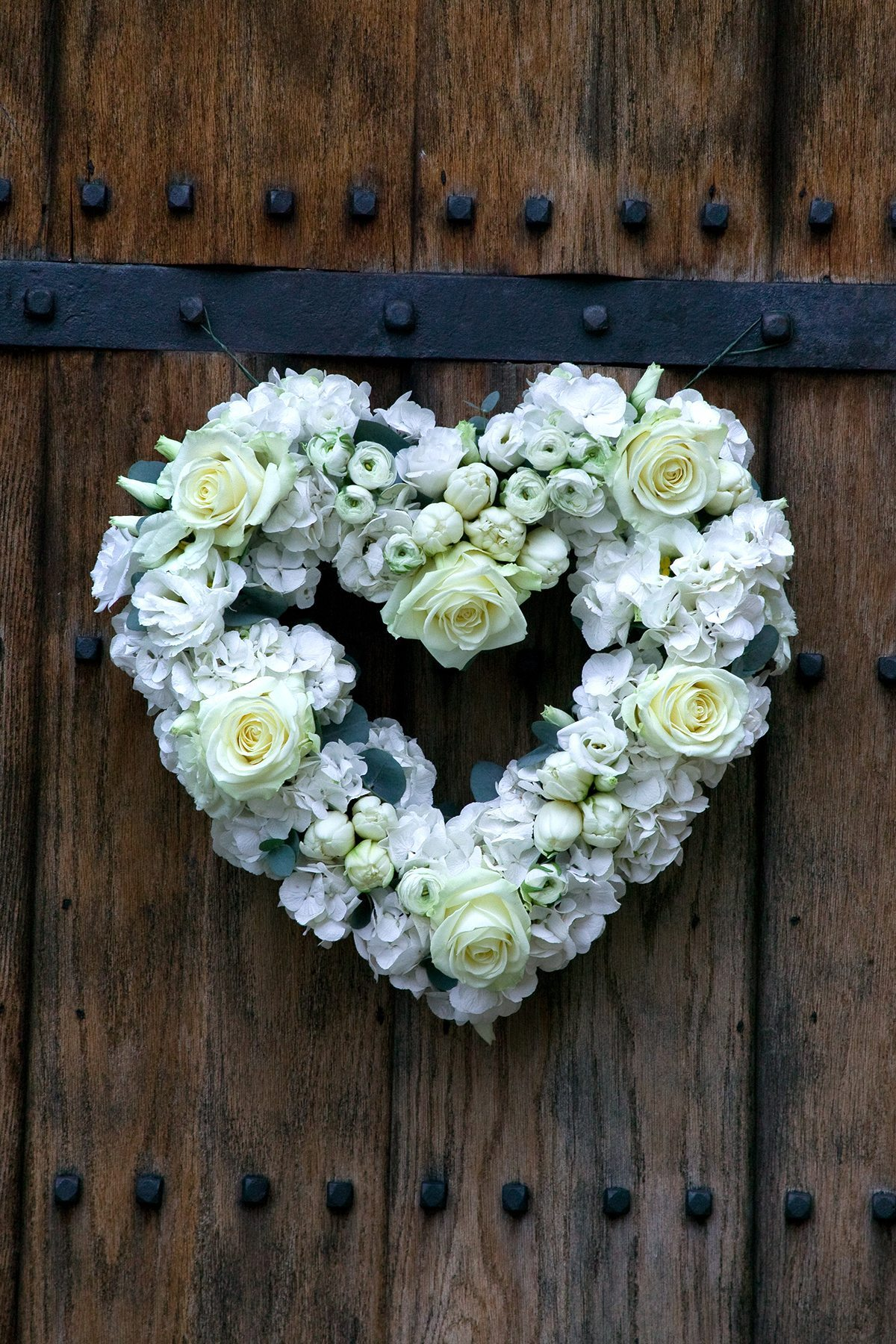 Heart Shaped Flowers For Funeral Flowers Healthy