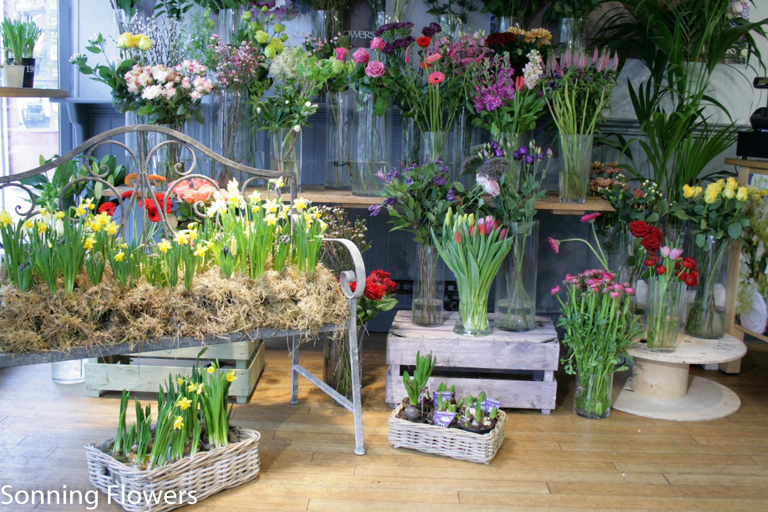 Flower Shop Experience Day
