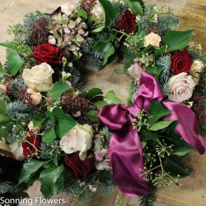 Christmas Wreath Making Courses