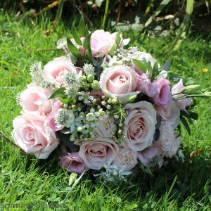 Bridal flowers Ardington House