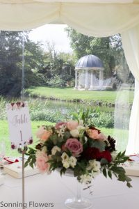 ardington house wedding flowers