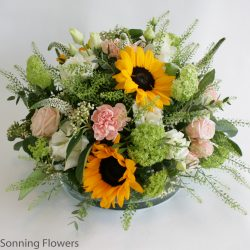 Flower arrangements for the home