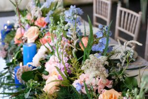 It's A Wonderful Day For Wedding Flowers