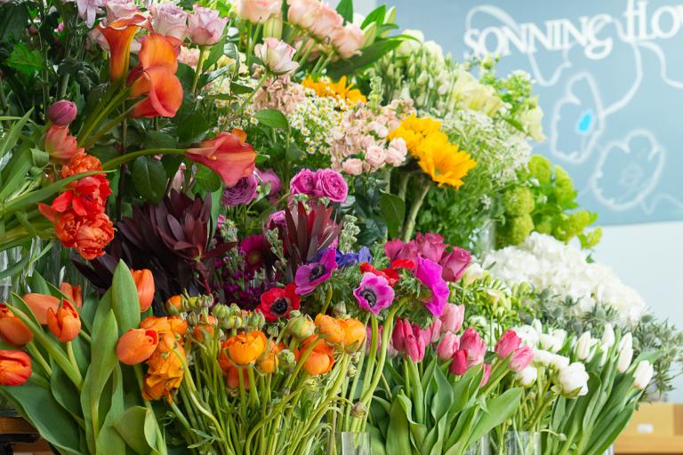 Sonning Flowers Flower Shop