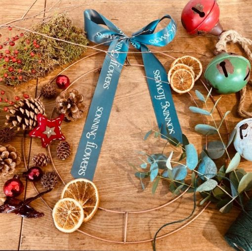'Do It Yourself' wreath making kits