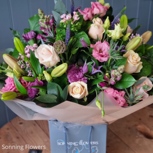 Just for Mum, Flowers for Mother's Day , Sonning Flowers, Florist Reading