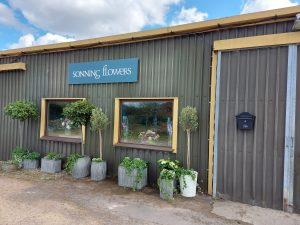 Sonning Flowers move to Cottismore Park
